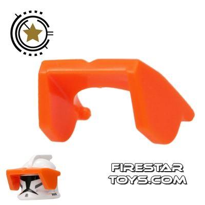 Arealight - Phase I Sun Visor - Orange