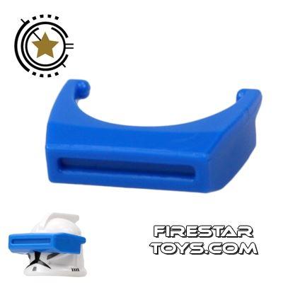 Arealight - Phase I Binocular Visor - Blue