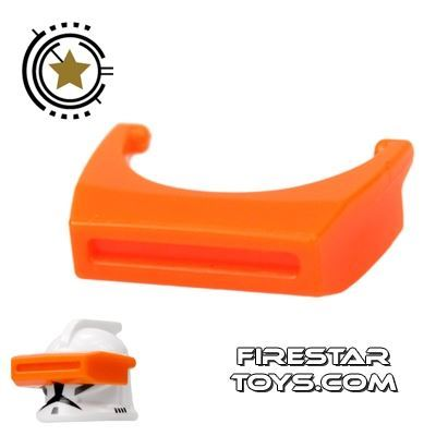 Arealight - Phase I Binocular Visor - Orange