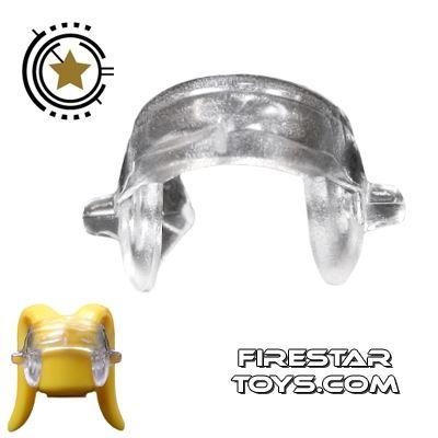 Arealight Head Accessories - Headscarf - Transparent
