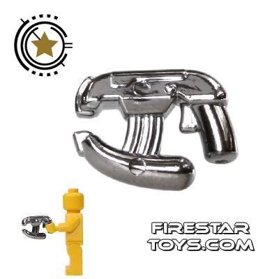 Brickarms - Energy Pistol - Chrome Silver