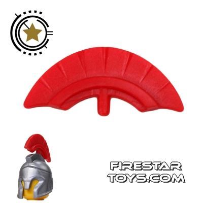BrickForge - Commander Crest - Red