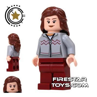 LEGO Harry Potter Mini Figure -  Hermione - Red Legs