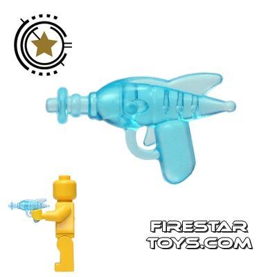 Brickarms - Retro Raygun - Trans Blue