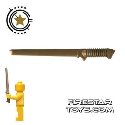 Brickarms - Tactical Sword - Bronze