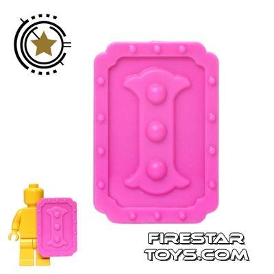 BrickTW - Spear Shield - Pink