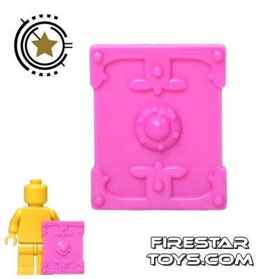 BrickTW - Rectangle Shield - Pink