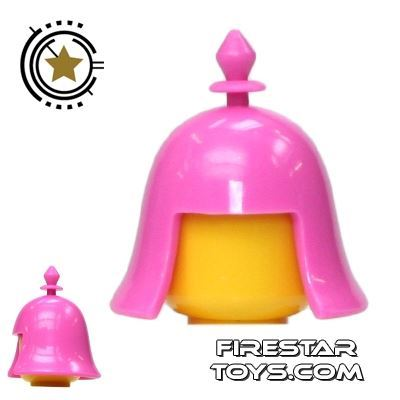 BrickTW - Kin Dynasty Helmet - Pink
