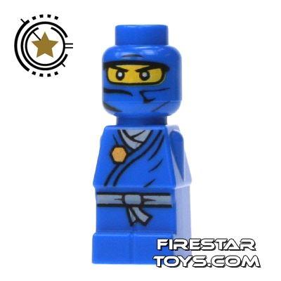 LEGO Games Microfig - Ninjago Jay