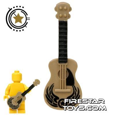 BrickForge - Acoustic Guitar - Dark Tan American Legend