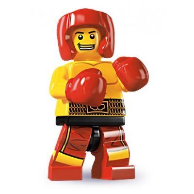 LEGO Minifigures - Boxer