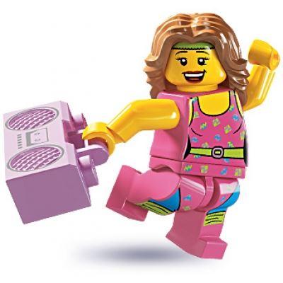 Lego LEGO Minifigures - Fitness Instructor