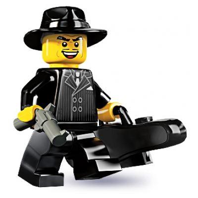 LEGO Minifigures - Gangster