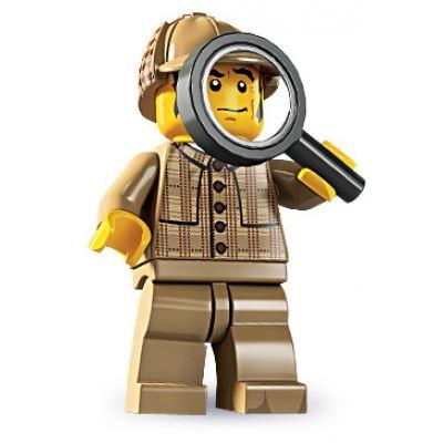 LEGO Minifigures - Detective