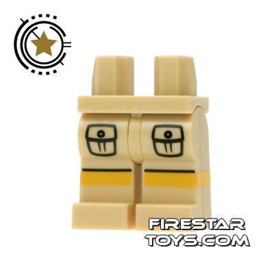 LEGO Mini Figure Legs - Safari