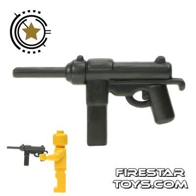 Brickarms - M3 Grease Gun - Gunmetal