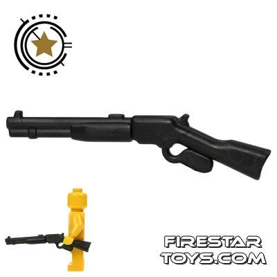 BrickWarriors - Repeater Rifle - Black