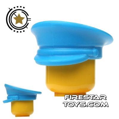 BrickForge - Officer Hat - Azure