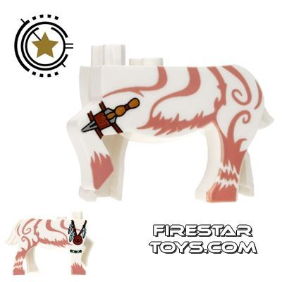 BrickForge Animals Mini Figure - Centaur Stormer