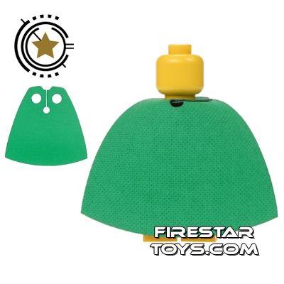 Custom Design Cape - Green