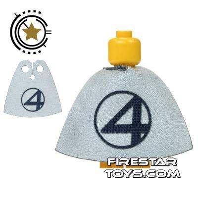 Custom Design Cape - Fantastic 4