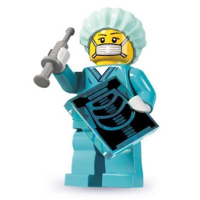LEGO Minifigures - Surgeon