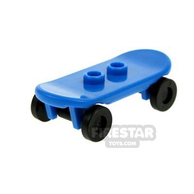 LEGO - Skateboard - Blue