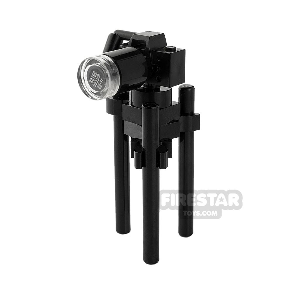 Custom Design - Camera and Tripod