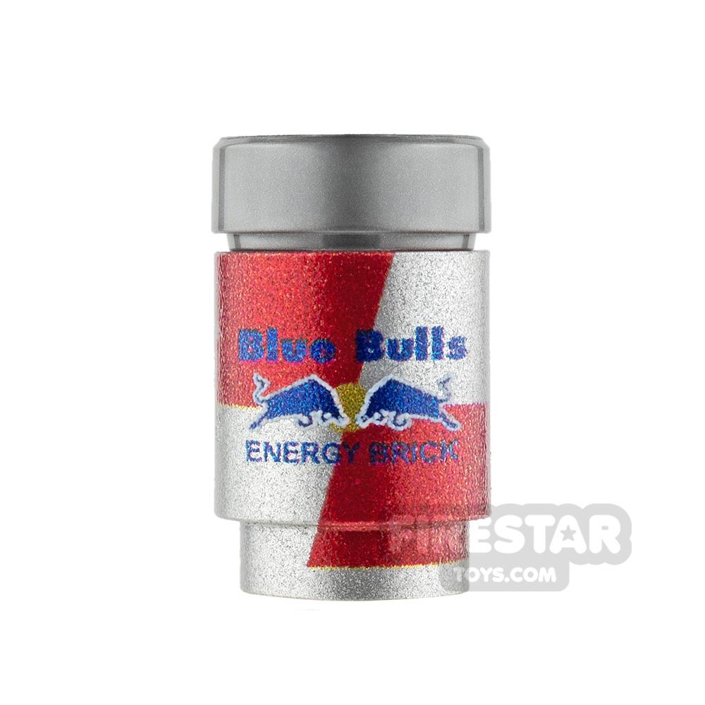 Custom Design - Blue Bulls Energy Brick
