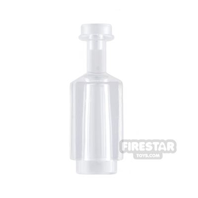 BrickForge - Square Bottle - Trans Clear