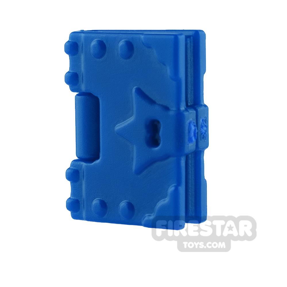BrickWarriors - Spell Book - Blue
