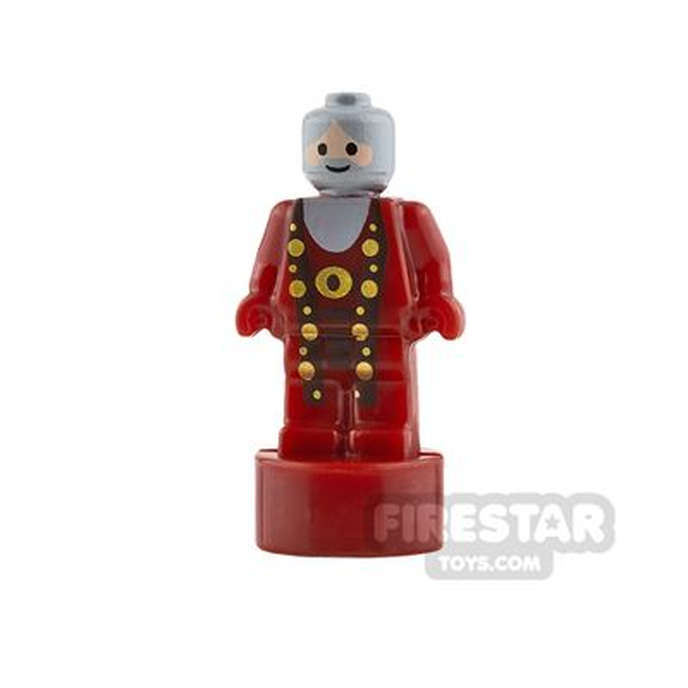LEGO - Minifigure Trophy Statuette - Albus Dumbledore