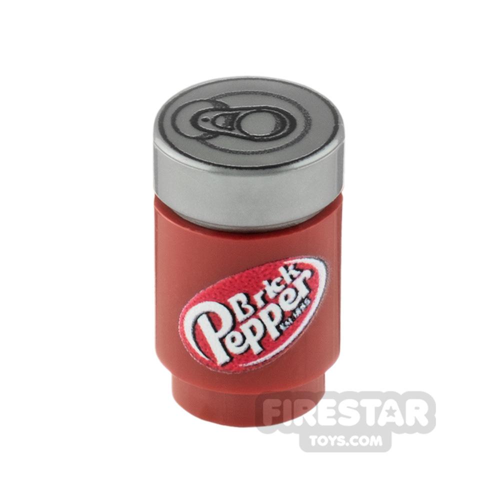 Custom Design - Brick Pepper Drink