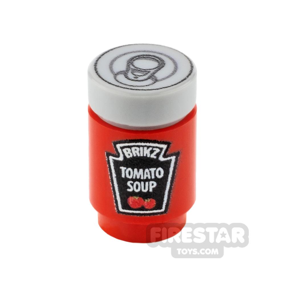 Custom Design - Brikz Tomato Soup