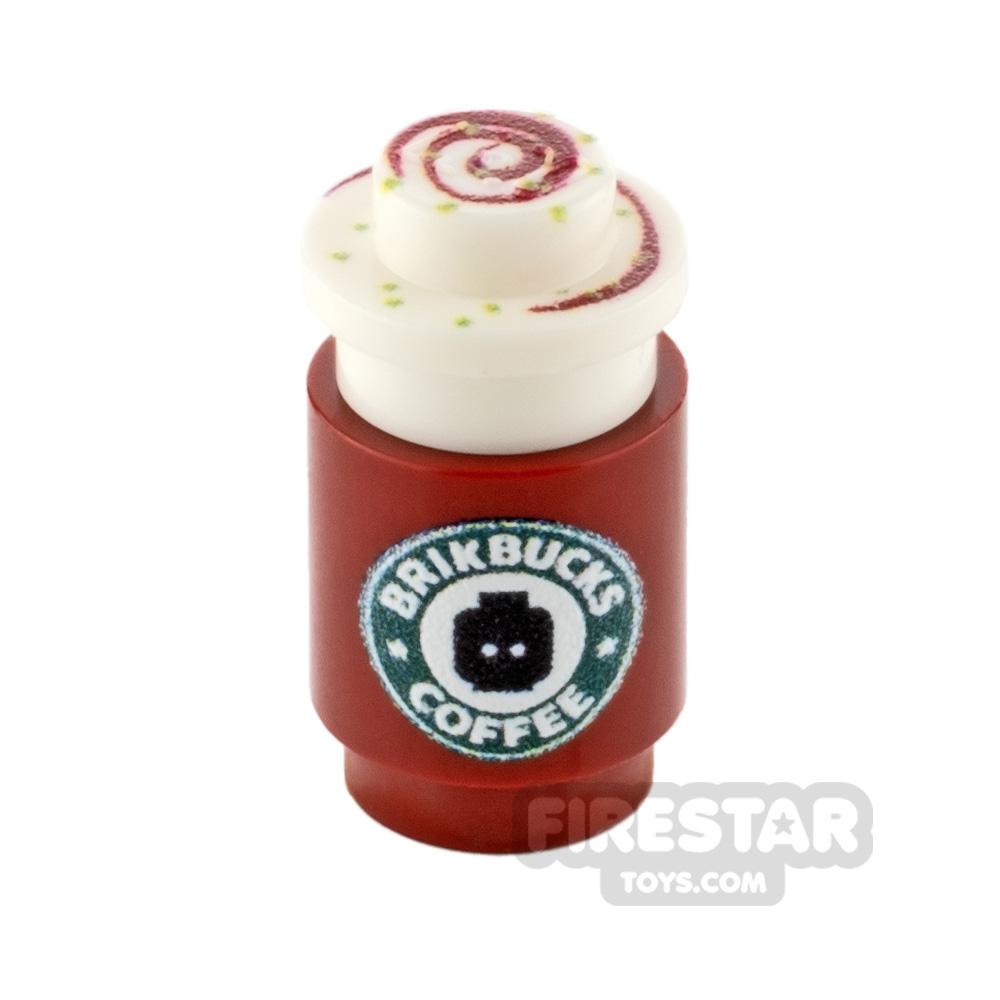 Custom Design - Brikbucks Christmas Coffee