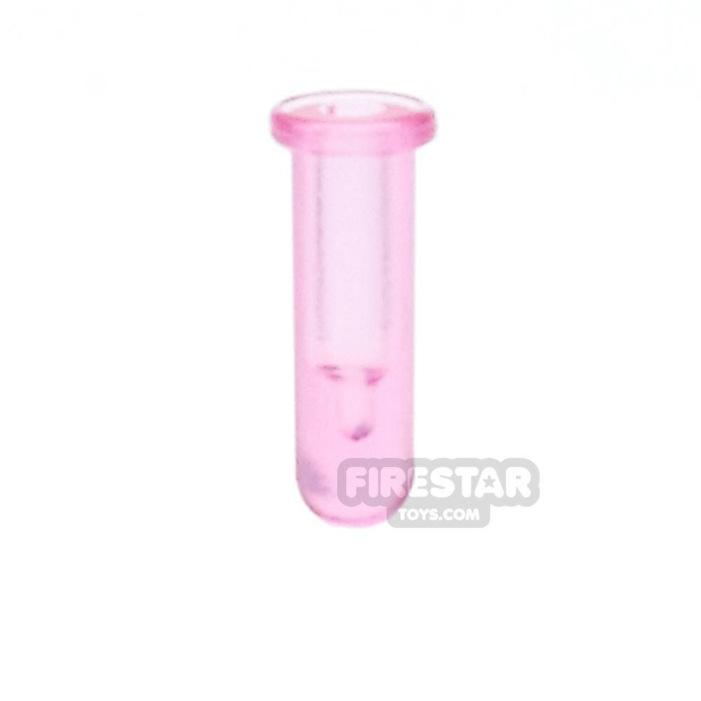 BrickForge - Test Tube - Trans Pink