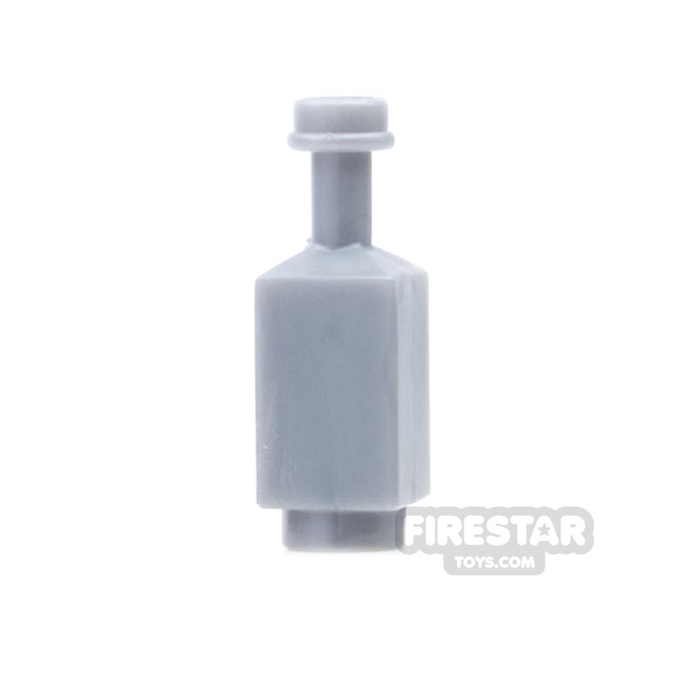 BrickForge - Square Bottle - Silver