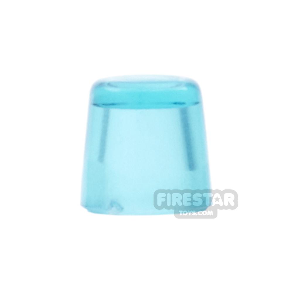 BrickForge - Warning Light - Trans Medium Blue
