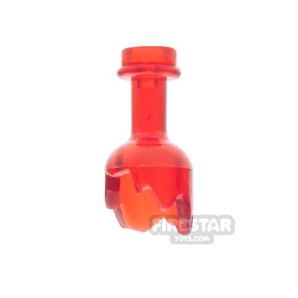 BrickForge - Broken Bottle - Trans Red