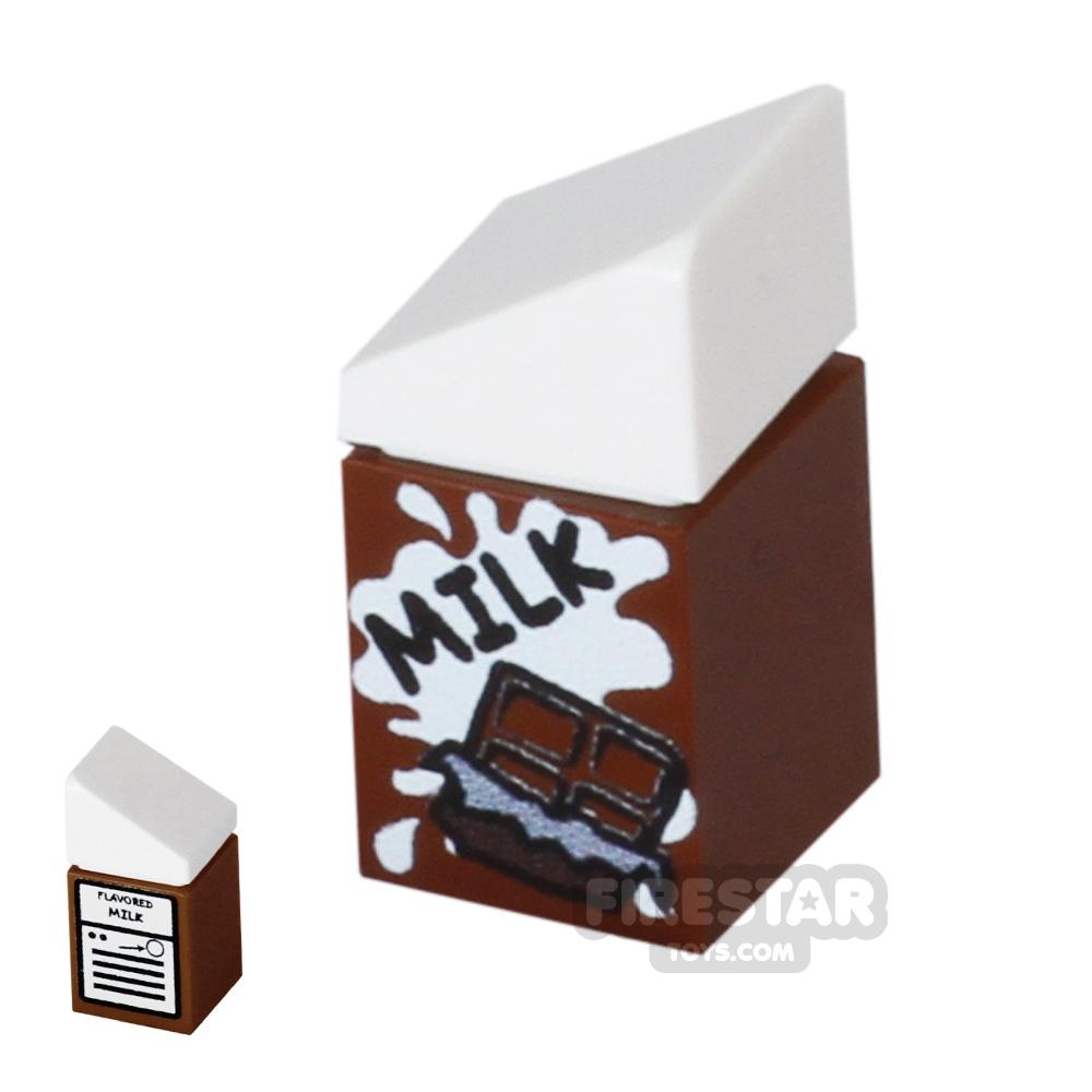 Custom Design - Chocolate Milk