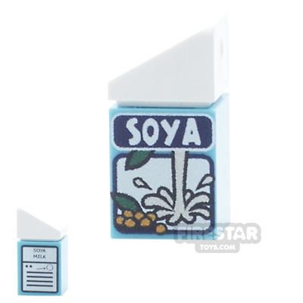 Custom Design - Soya Milk