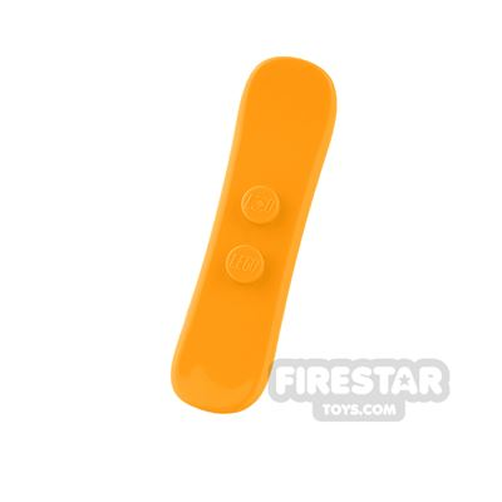 LEGO - Snowboard - Bright Light Orange