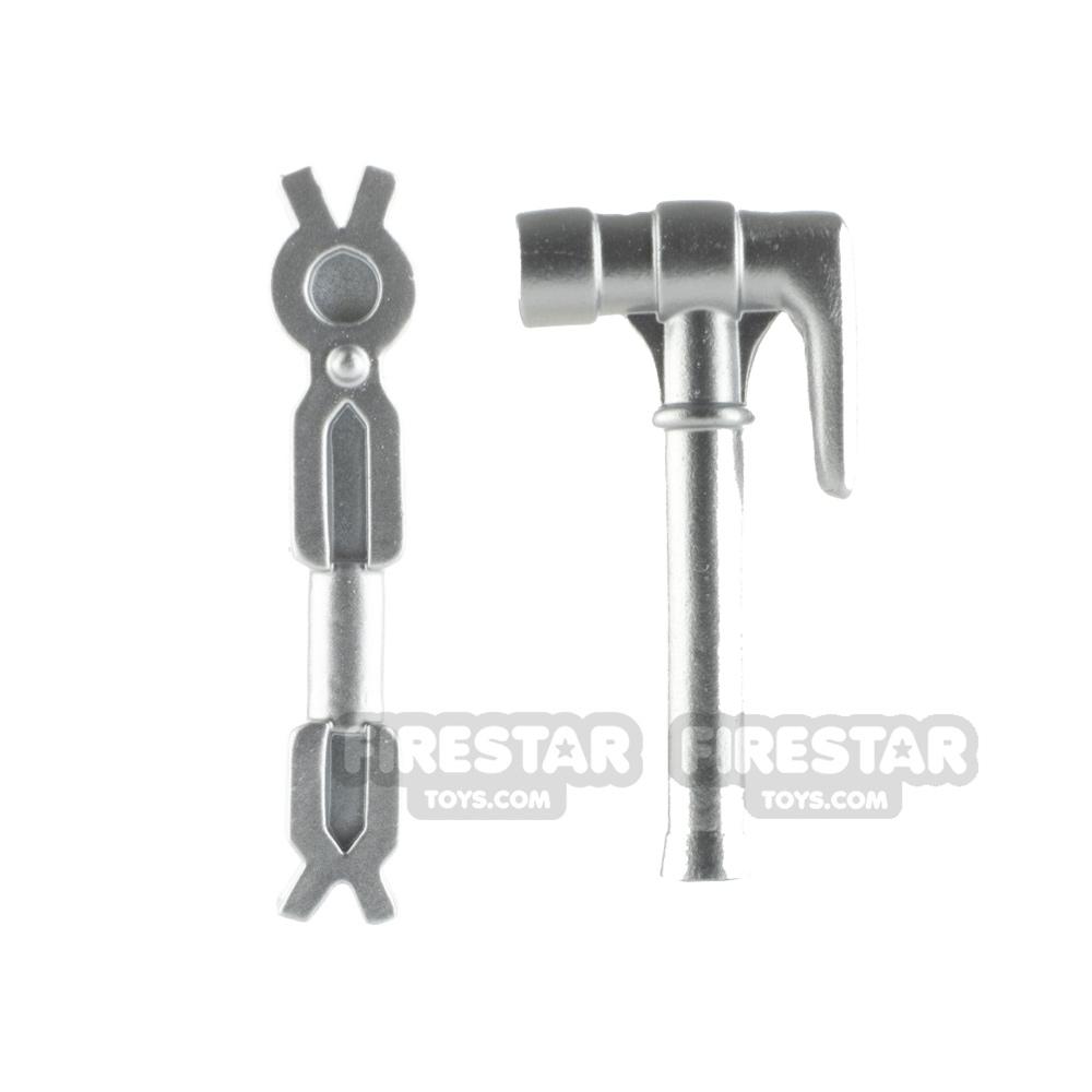 Custom Minifigure Accessory Forging Tools