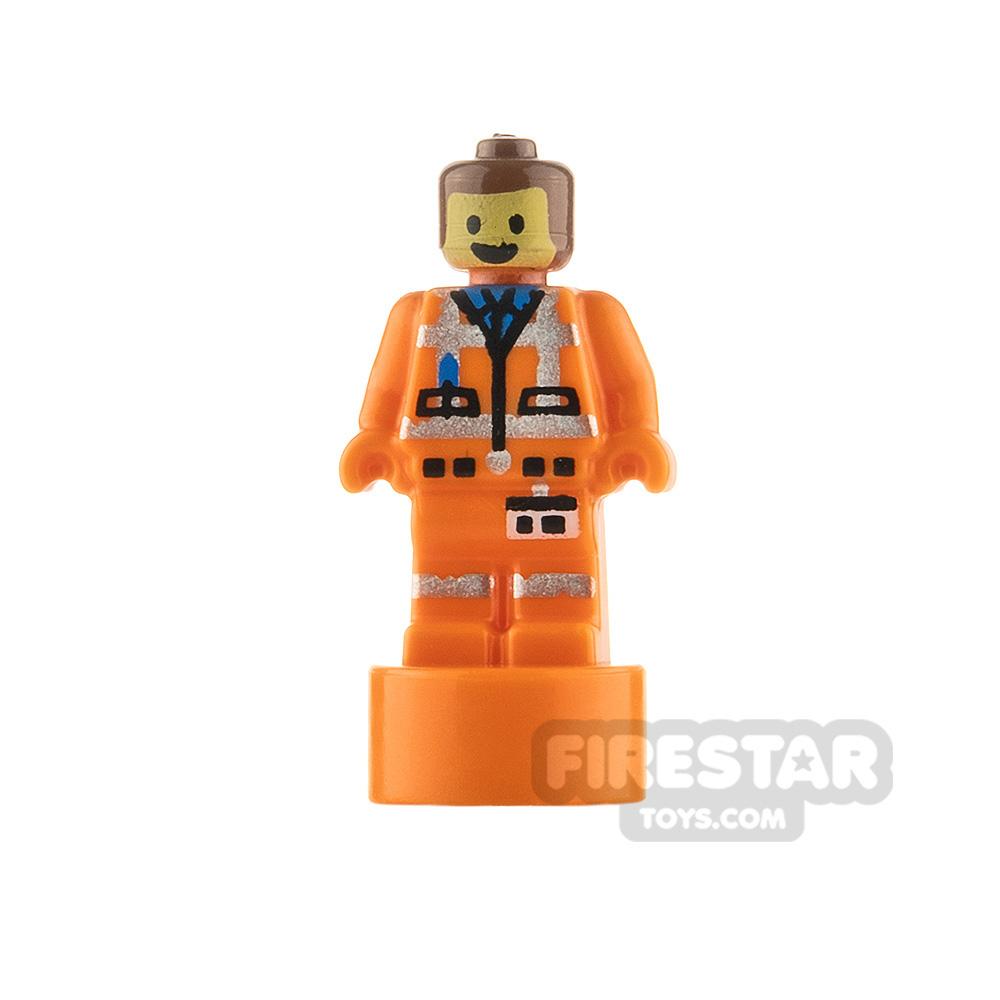 LEGO Minifigure Statuette Emmet