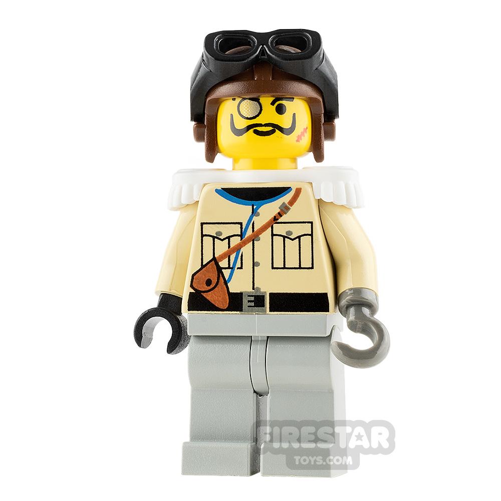 LEGO Adventurers Minifigure Baron Von Barron