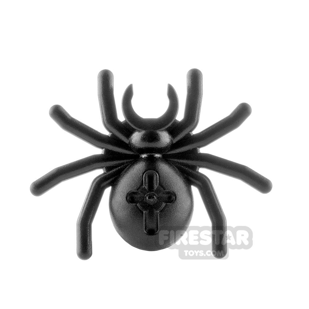 LEGO Halloween Mini Figure - Spider - Black