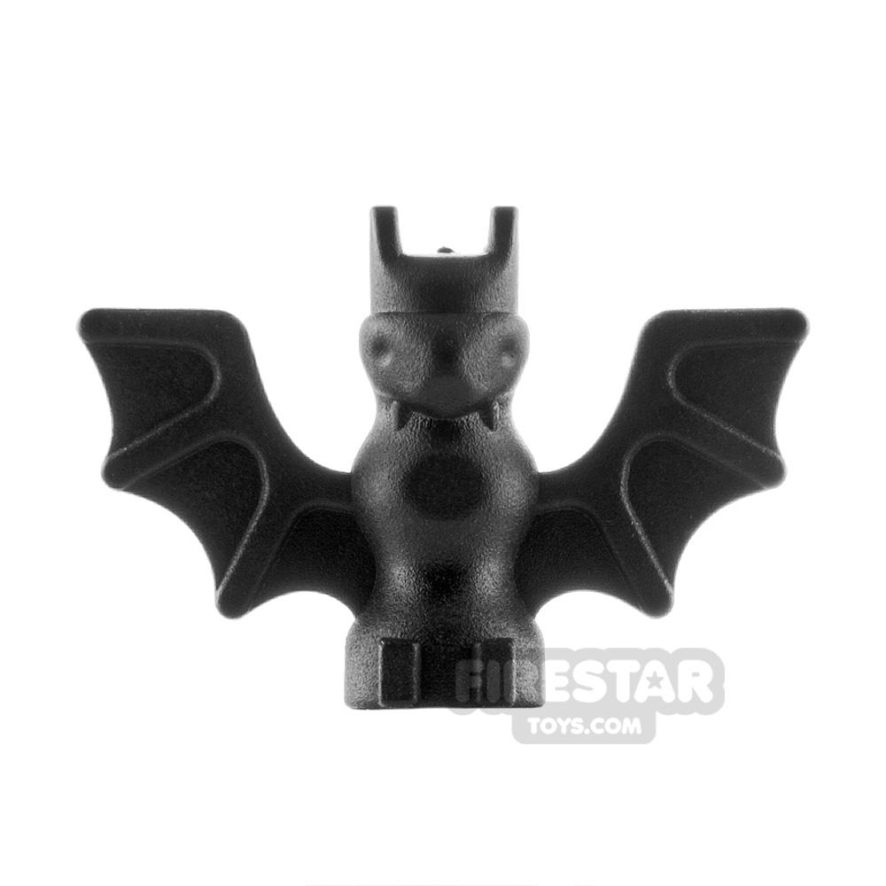 LEGO Animals Mini Figure - Bat - Black