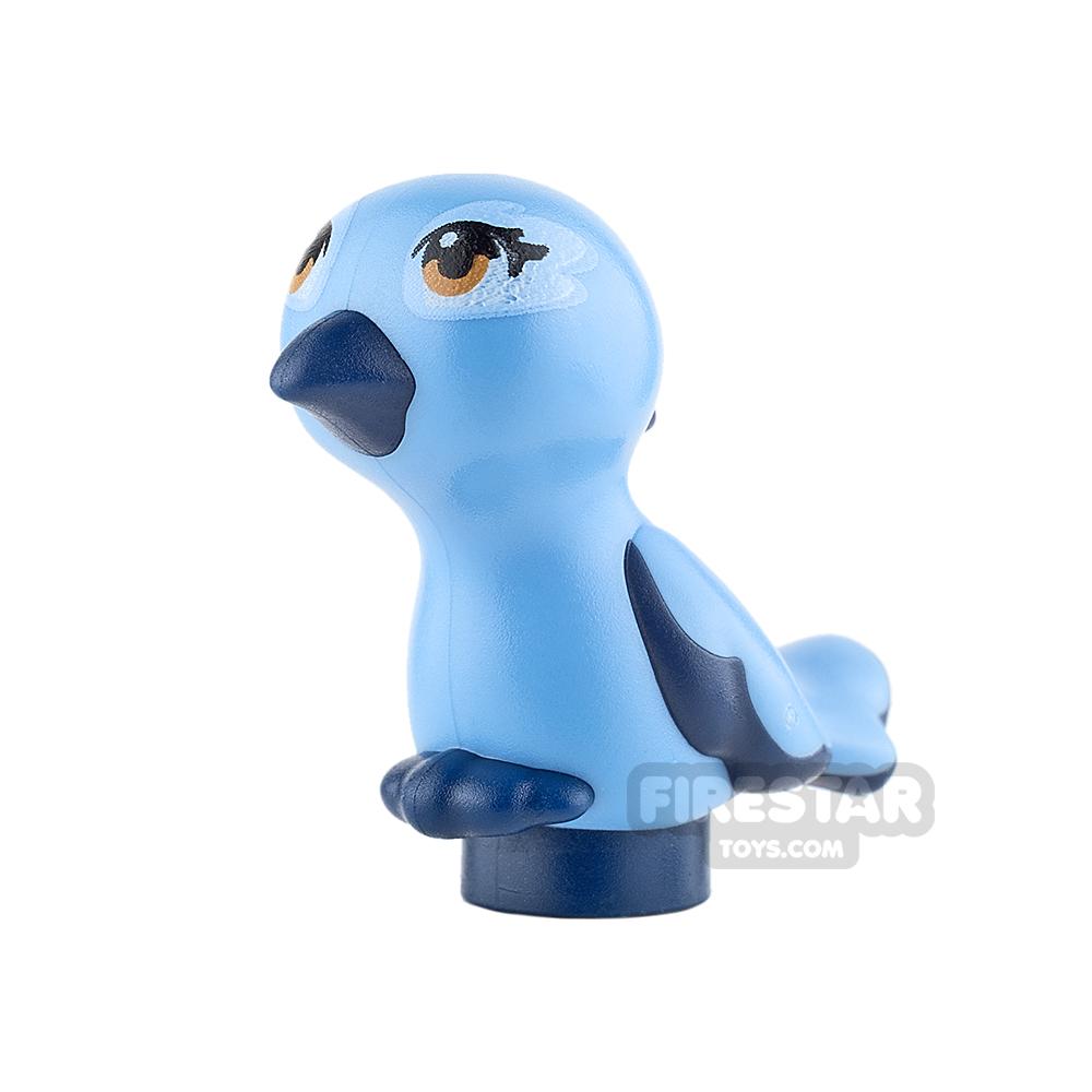 LEGO Animals Mini Figure - Bird - Medium Blue
