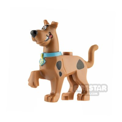 LEGO Scooby-Doo Figure Scooby-Doo Smile with Tongue