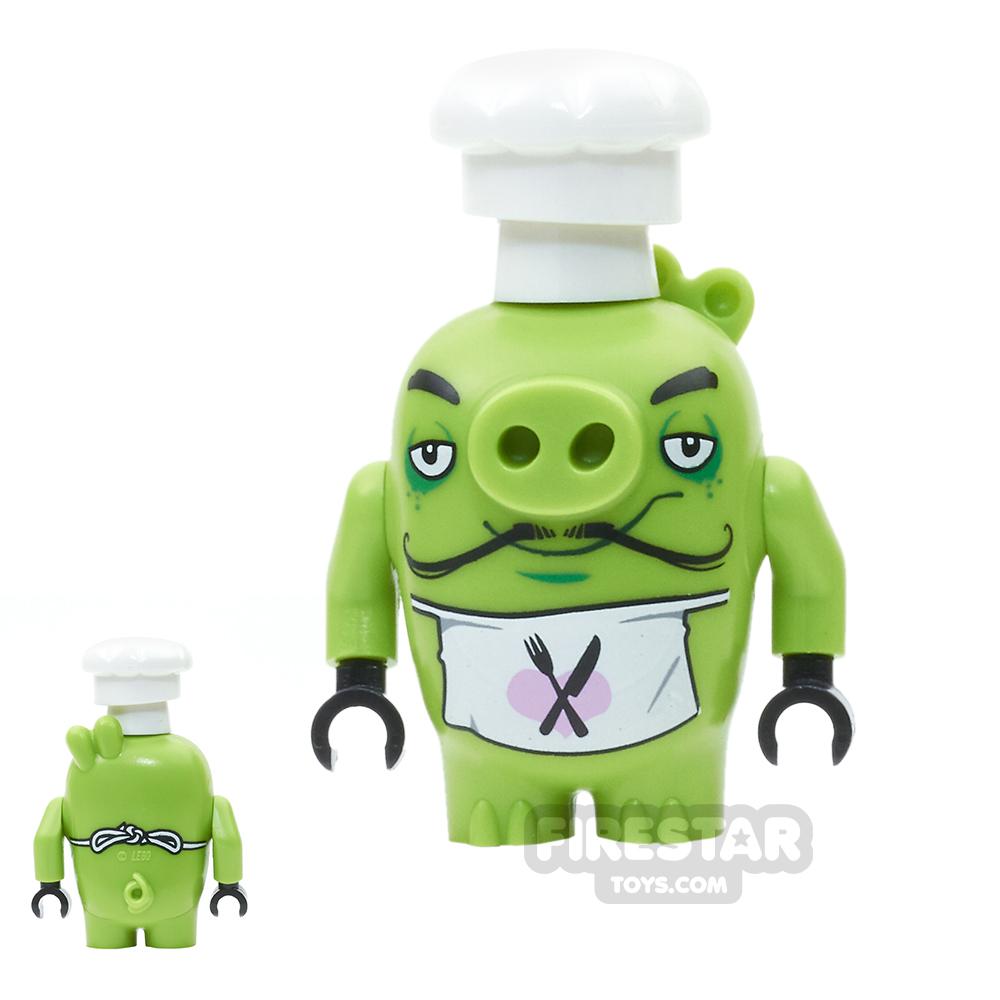 LEGO Angry Birds Mini Figure - Chef Pig